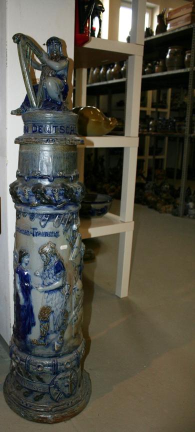 39L Girmscheid stein glazed salt beige color no more manufactured.